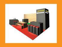 3D-Rendering Messestand Tankred